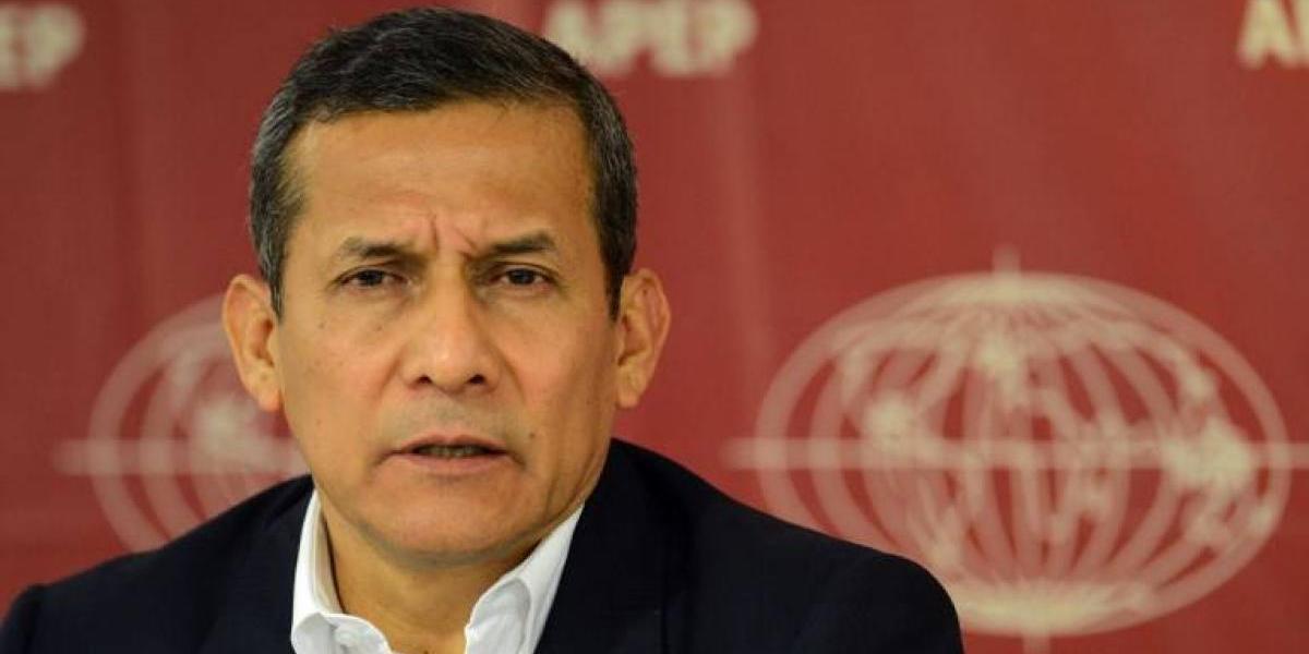 """Este era el """"modus operandi"""" que el ex presidente Humala usaba para financiar sus campañas y que hoy lo tienen en la cárcel"""