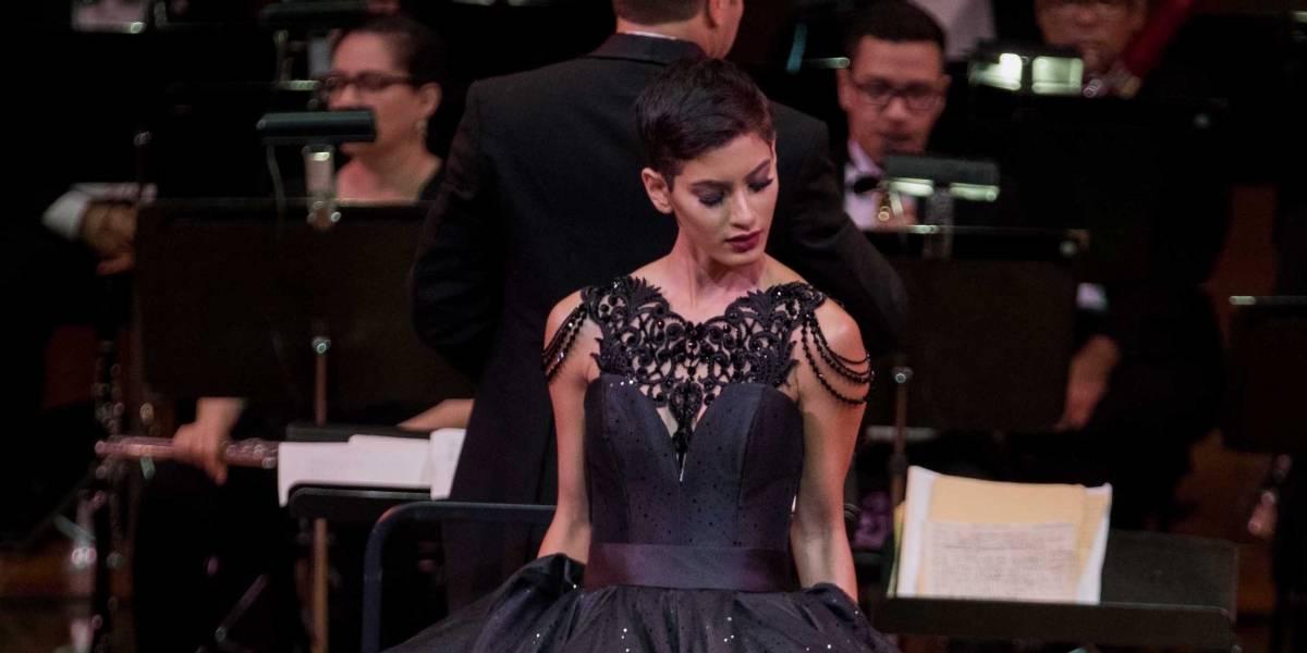 Mágico encuentro de la moda junto a la Orquesta Filarmónica de P. R.