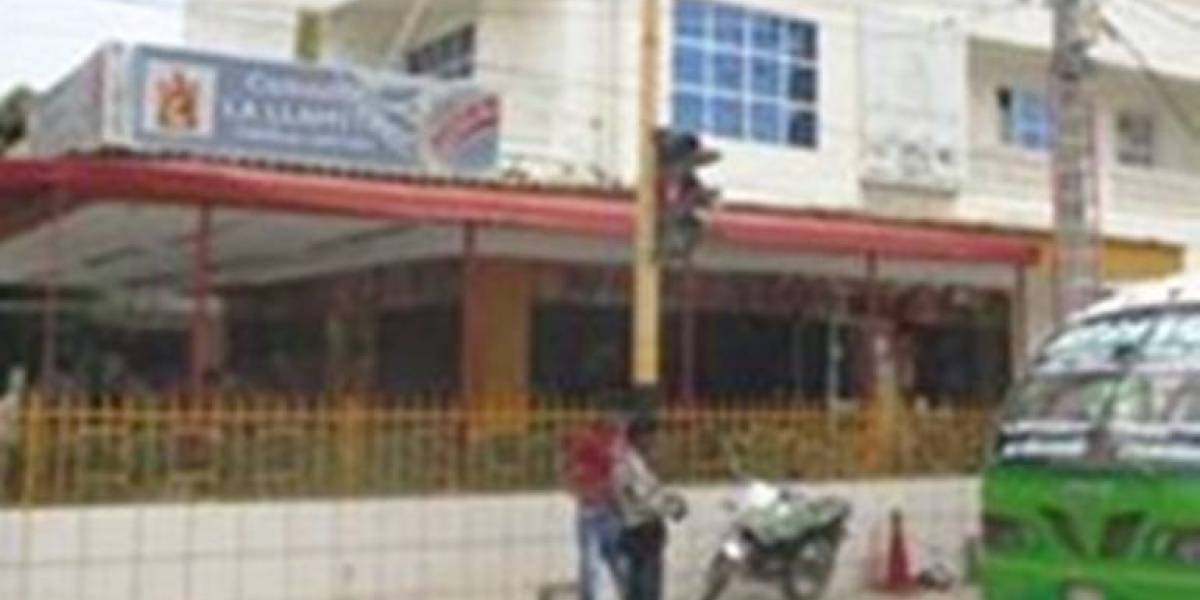 Restaurante robaba energía de un semáforo en Cartagena