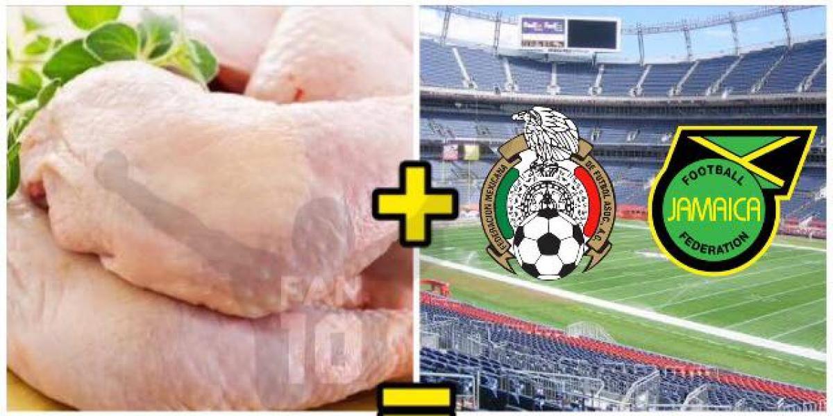 Los memes del México vs. Jamaica en la Copa Oro