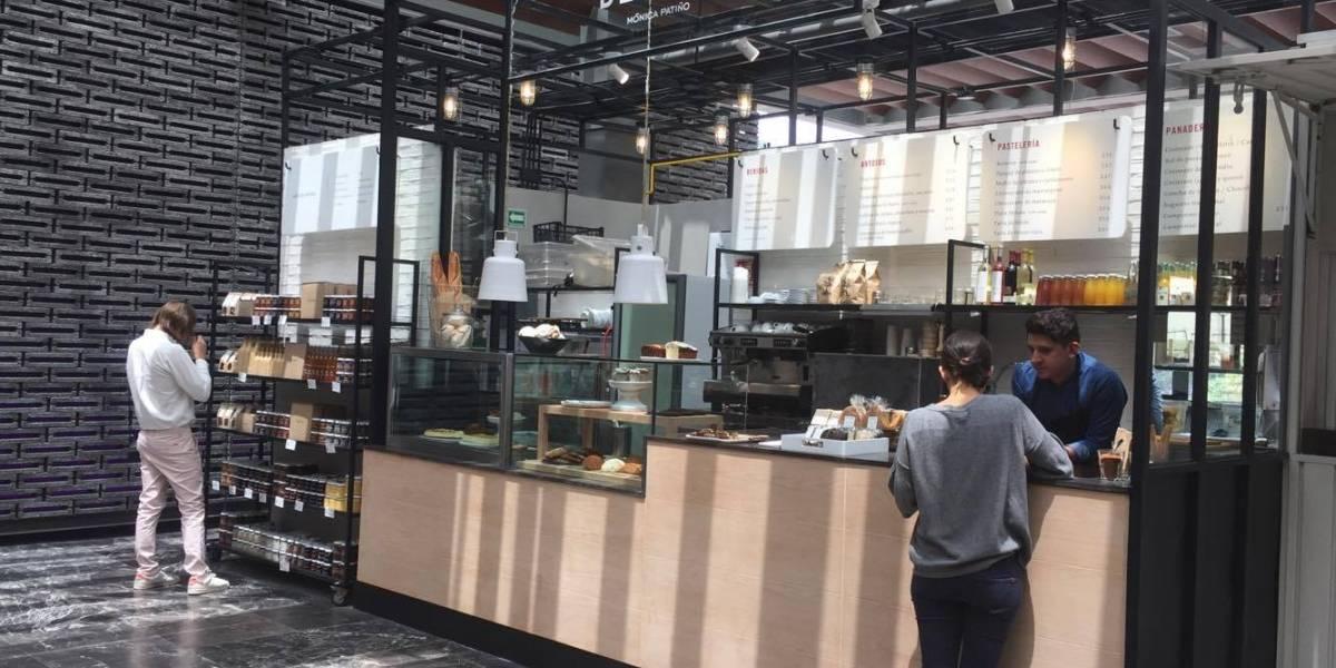 Nueva sucursal de Delirio, el lugar ideal para los oficinistas
