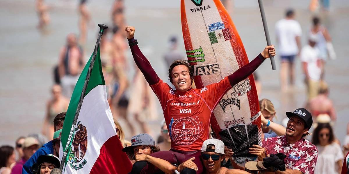 ENTREVISTA: Jhony Corzo, listo para conquistar Acapulco