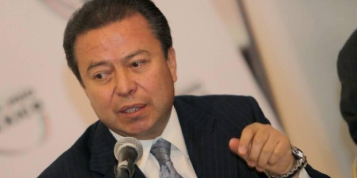 #Confidencial: César Camacho sufre pérdida de memoria