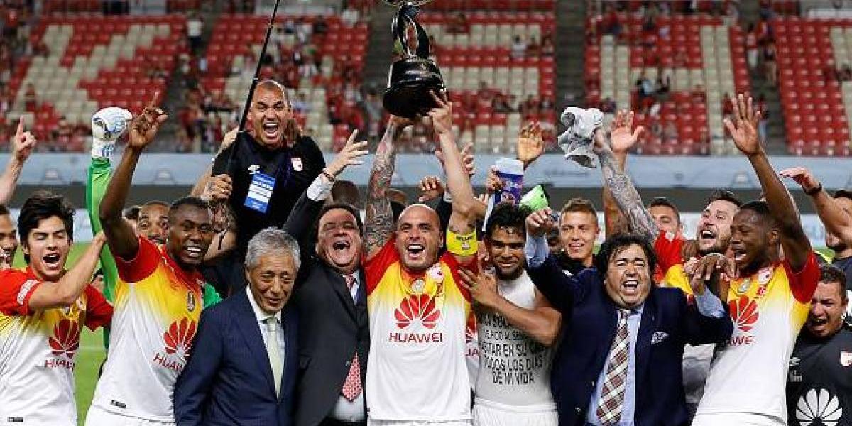 Jugadores de Independiente Santa Fe son investigados por presunto abuso sexual