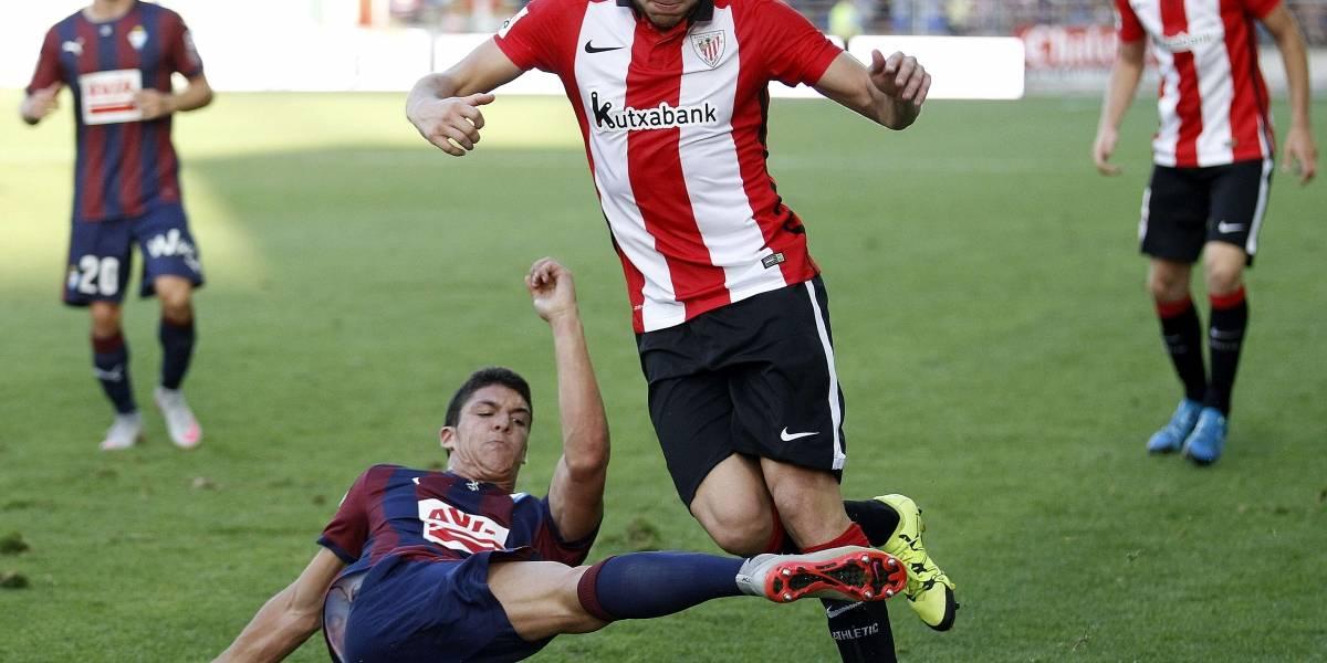 Gorka Elustondo, nuevo defensor central de Atlético Nacional