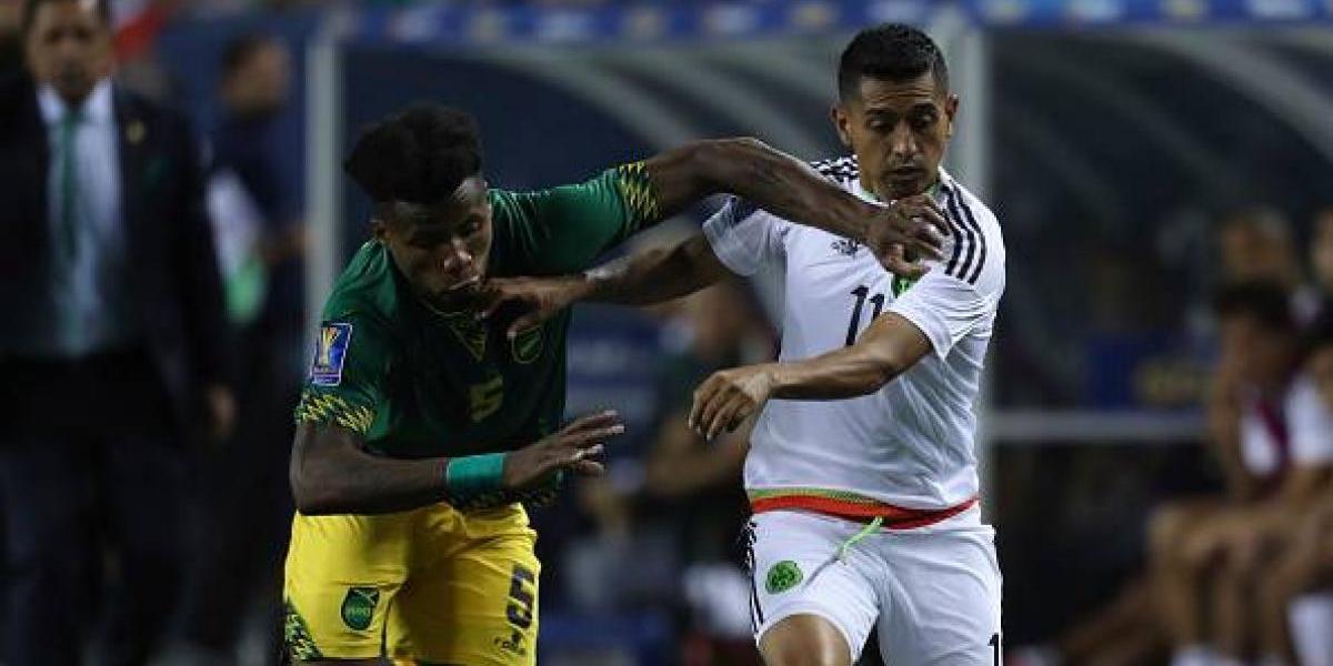 El Tricolor y Jamaica empatan en aburrido juego de la Copa Oro