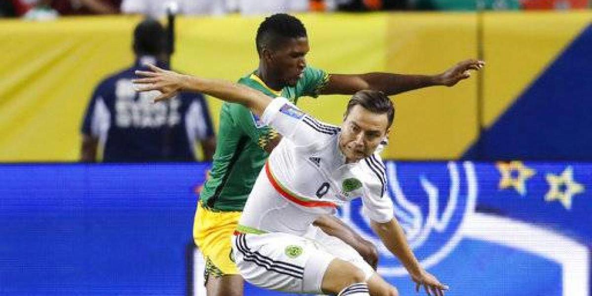 México y Jamaica dividen puntos en la Copa Oro