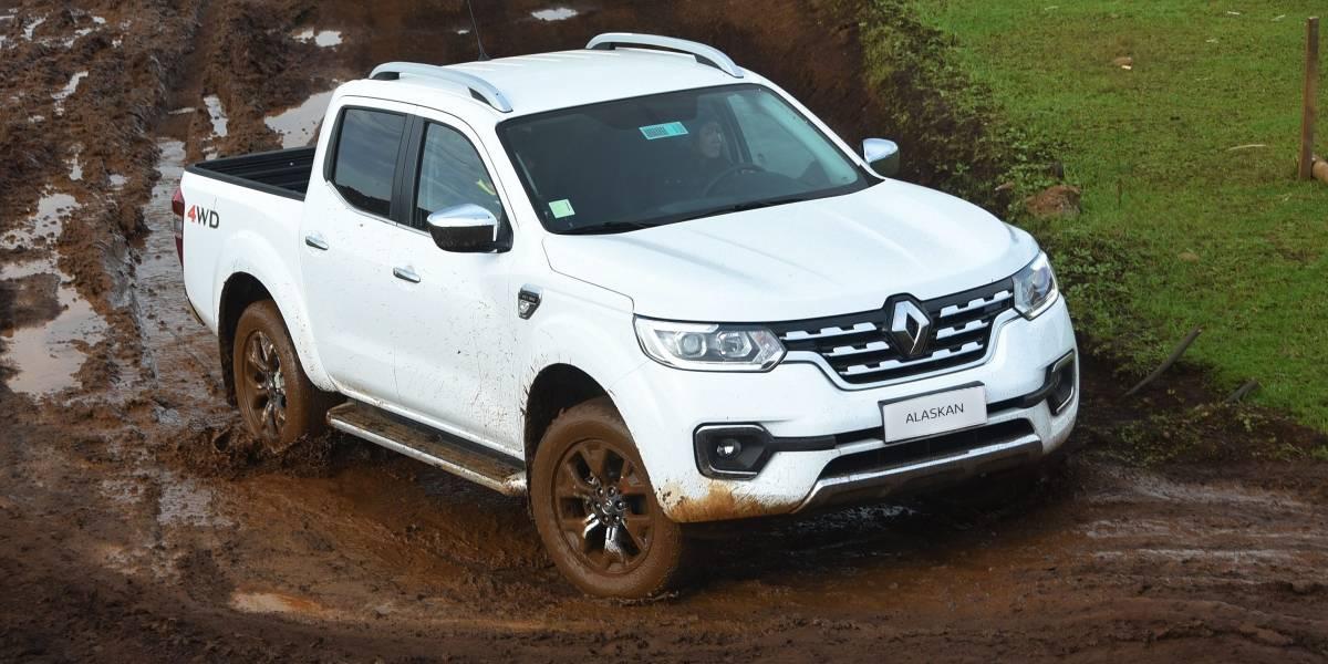 Renault lanza en Chile la Alaskan, su primera camioneta