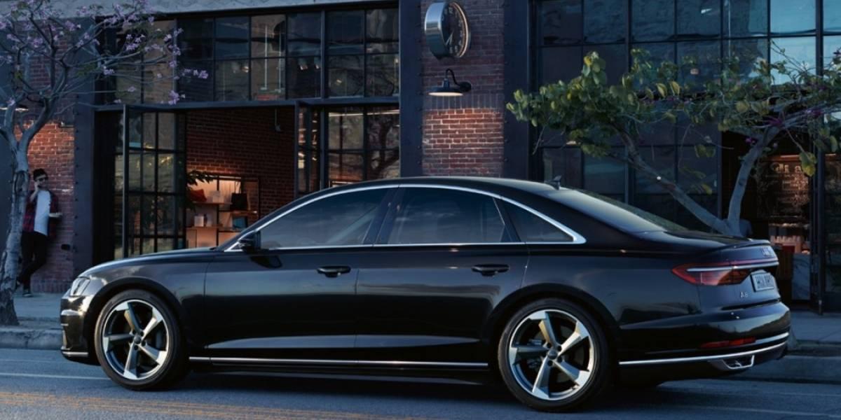 Llega la nueva generación del Audi A8