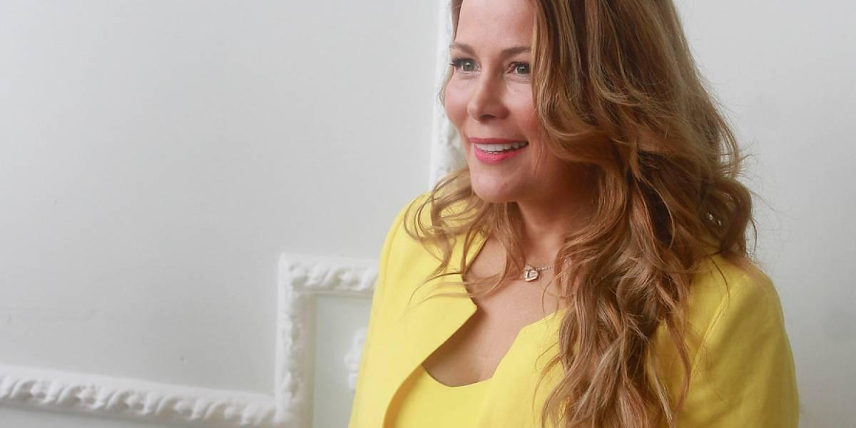Cathy Barriga se luce en Instagram al presentar nuevo vestido para funcionarias de Maipú