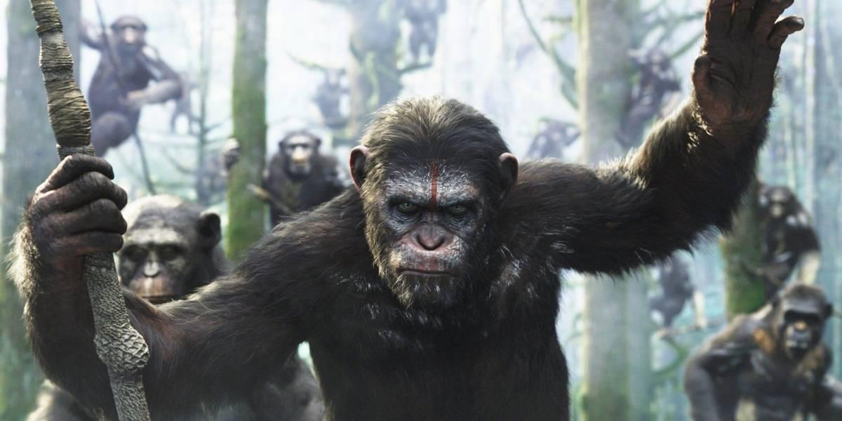 """¿Cómo sería hablar con Caesar, héroe de """"War of the Planet of the Apes""""?"""