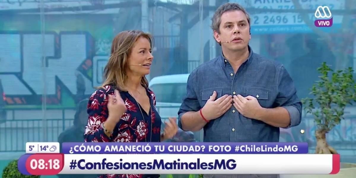 """¿Cuándo se va J.M Viñuela y regresa Lucho Jara al """"Mucho Gusto""""?"""