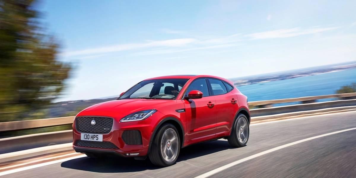 Jaguar presenta el E-Pace entrando a los Guinness Récords