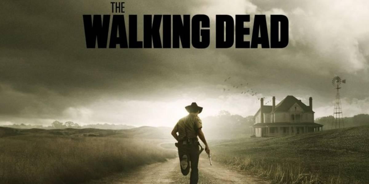 The Walking Dead para su rodaje por grave accidente
