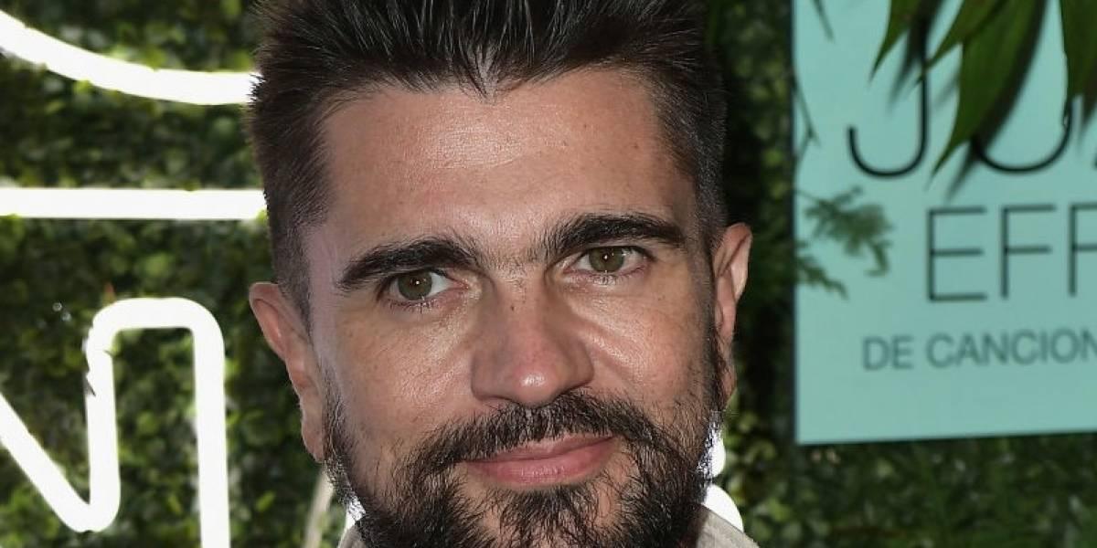 Juanes, el nuevo entrenador de La Voz España