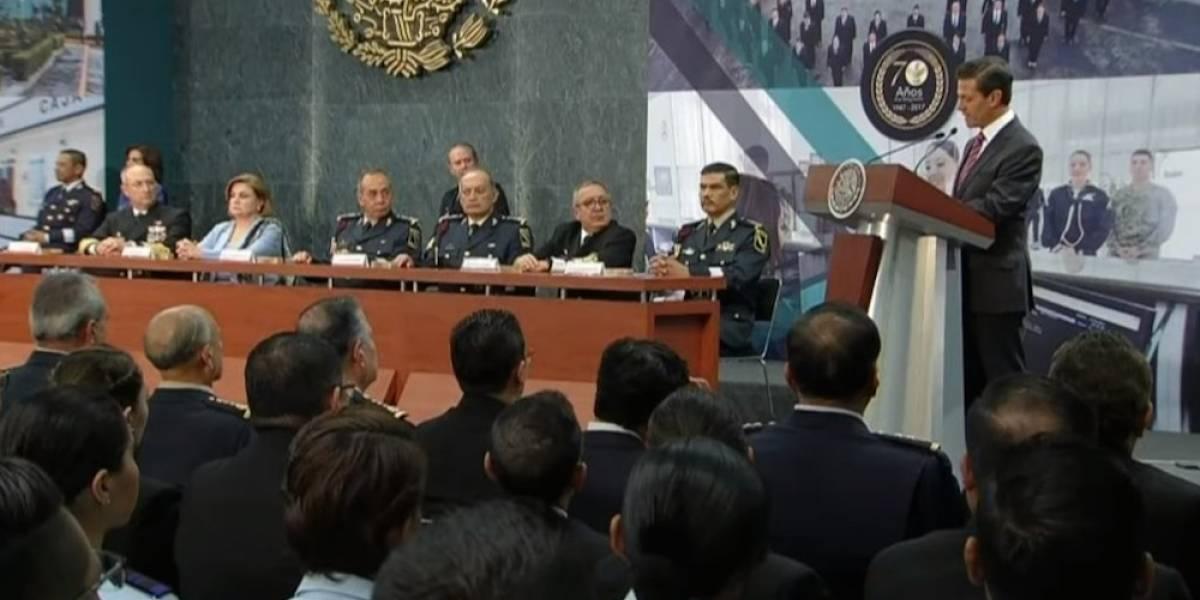 Peña Nieto amplía decreto para repatriar capitales