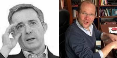 Indignación en redes por calumnia de Uribe Vélez a Samper Ospina