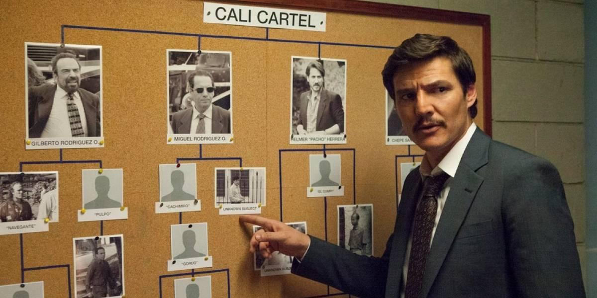 Protagonista de 'Narcos', Pedro Pascal, dijo que el show debe parar luego del asesinato de un miembro del equipo