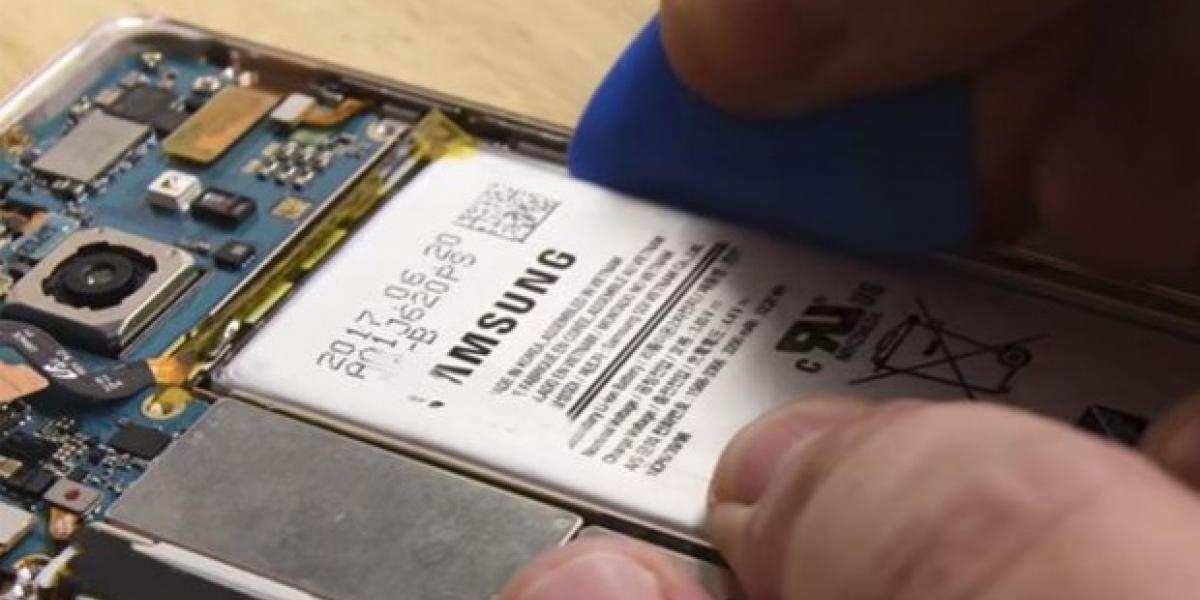 Samsung venderá teléfono con partes recicladas del Note 7