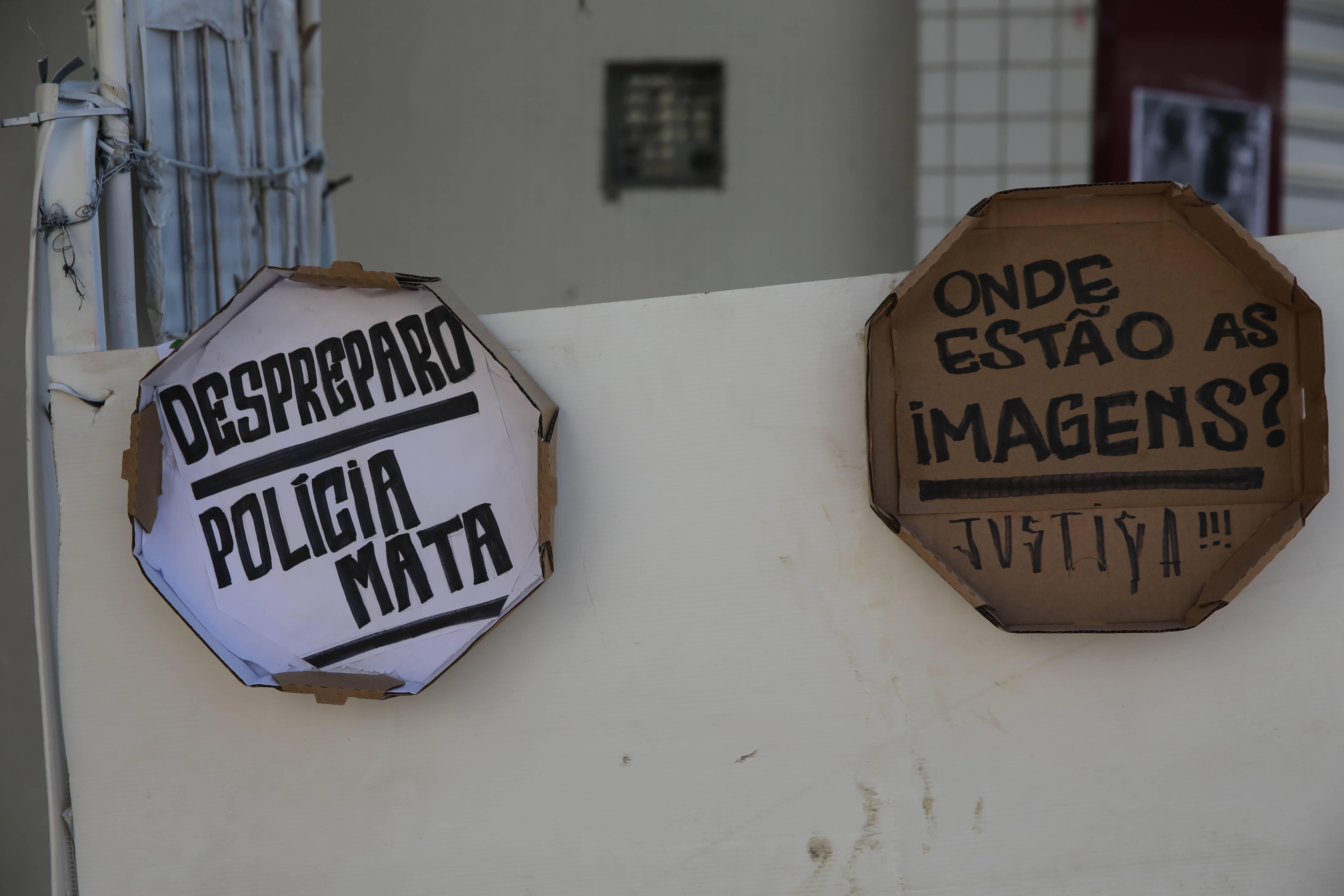Caso levantou debate sobre despreparo da PM | André Porto André Porto / Metro Jornal