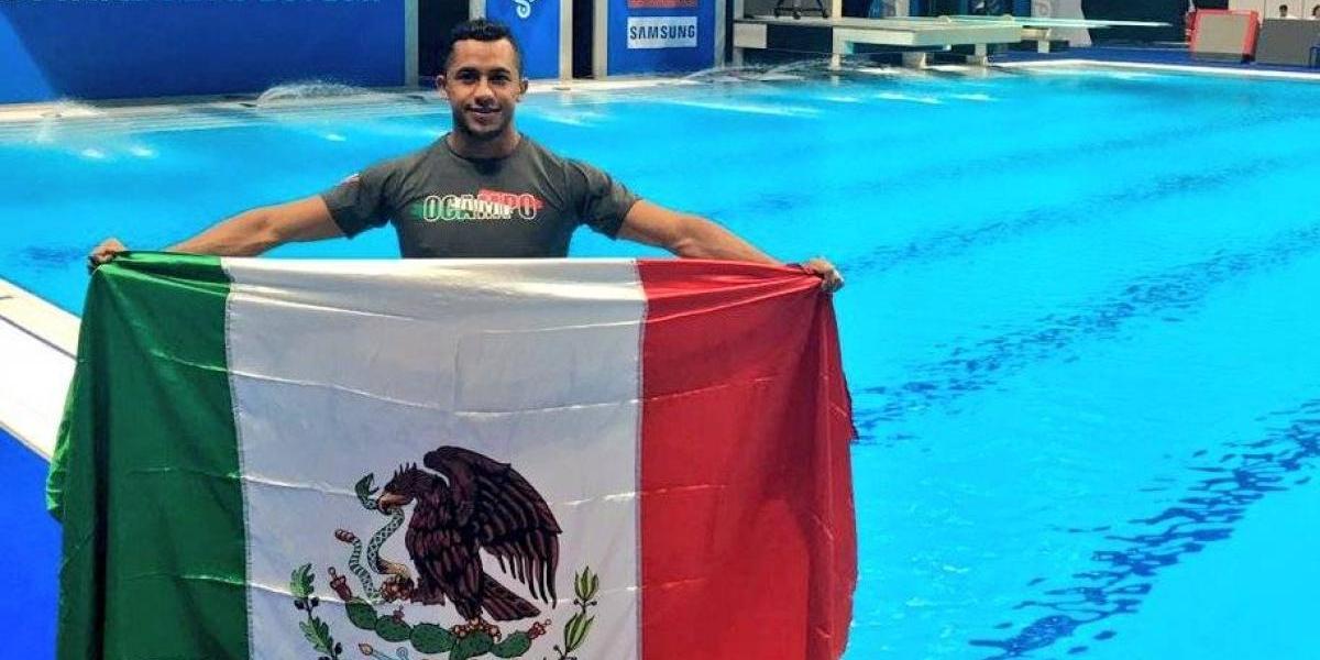 Clavadistas mexicanos avanzan a la final del Campeonato Mundial en Budapest