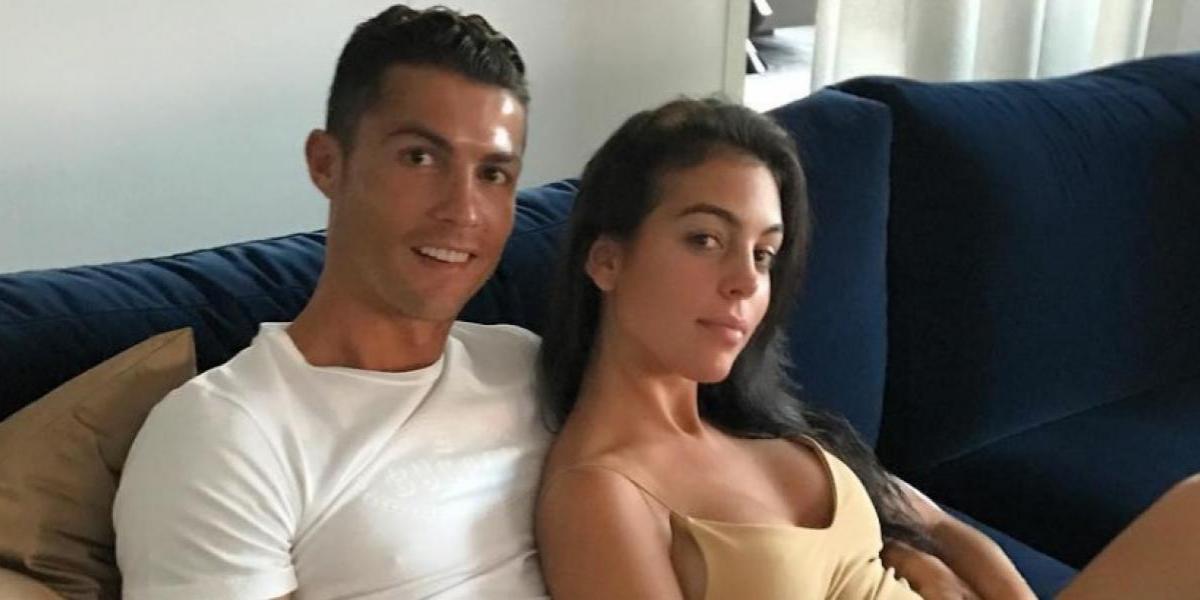 La novia de Cristiano publica la primera imagen tras su posible embarazo