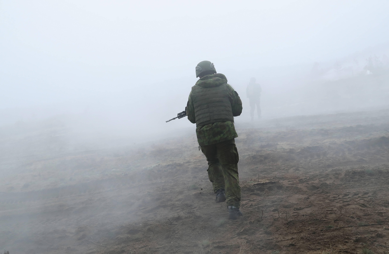 La amenaza de Rusia tiene atentas a las fuerzas de la Otan.