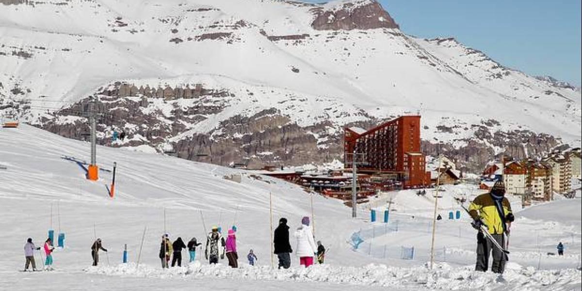 Capos del deporte blanco: Chile cuenta con 3 de los 10 mejores centros de ski del hemisferio