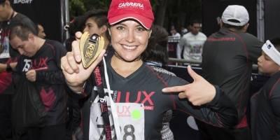 Carrera atlética Lux
