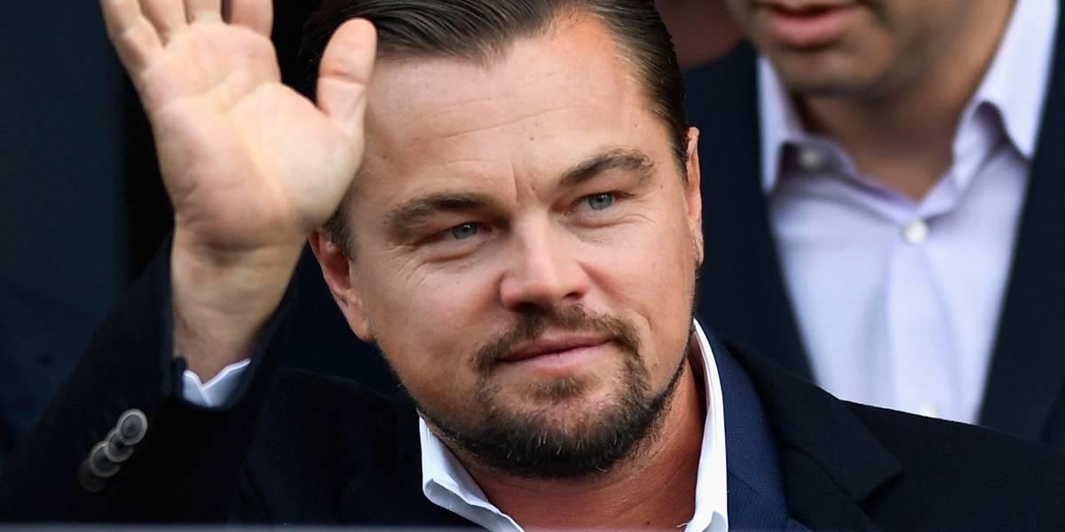 Leonardo DiCaprio, aos 44, nunca namorou alguém com mais de 25 anos