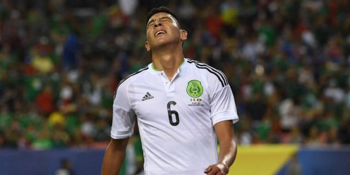 México empata ante Jamaica y salen abucheados del estadio