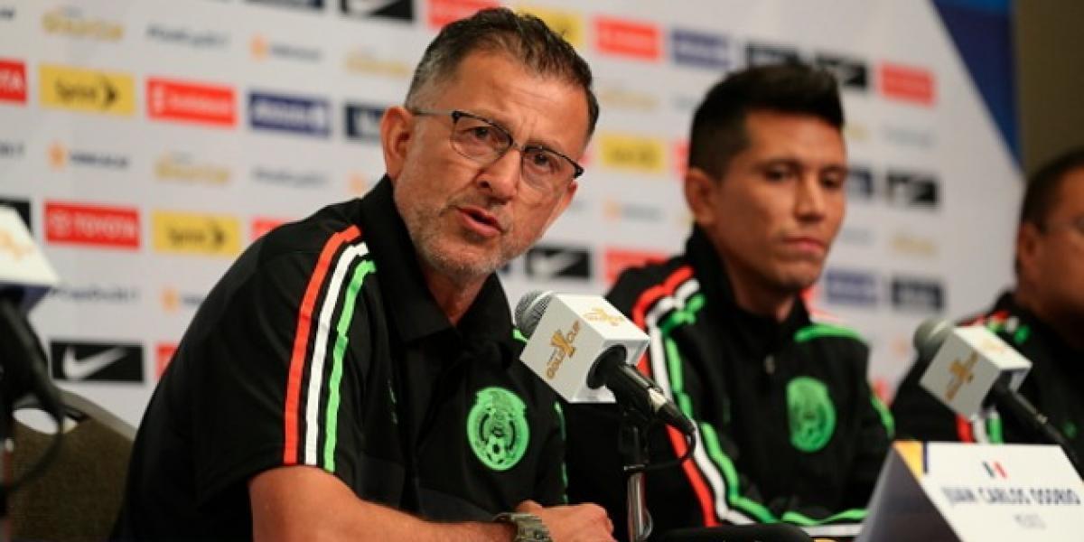 ¡Se queda solo! Femexfut no apelará castigo de seis partidos para Osorio