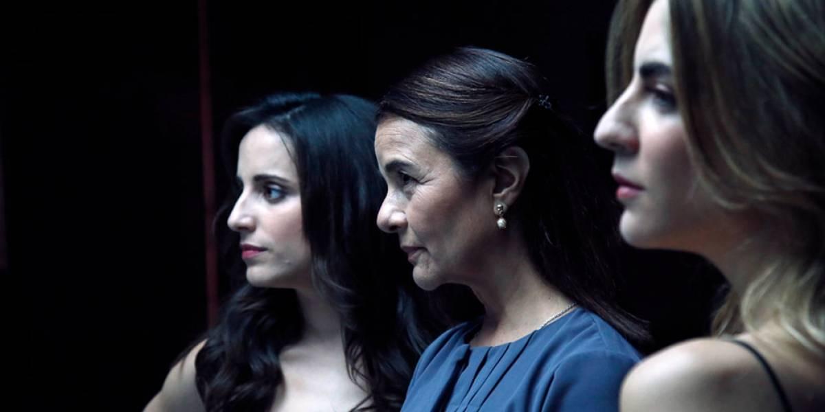 """""""Verdades Ocultas"""": Mega explora el rol de la mujer en su nueva teleserie de las tardes"""