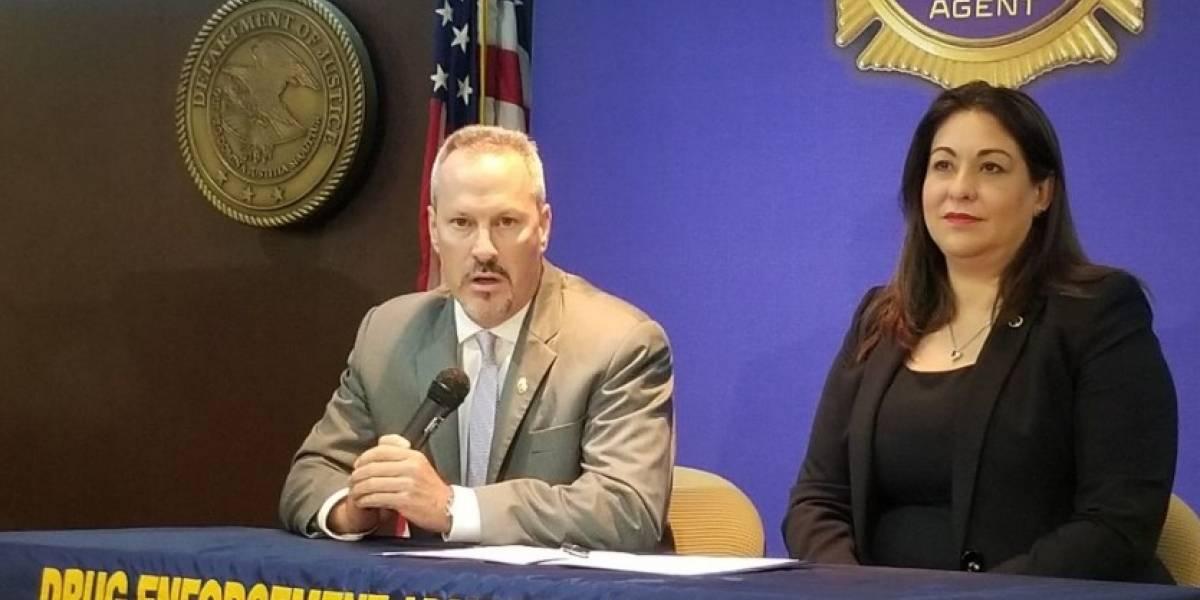 DEA y AMSSCA firman acuerdo ante creciente uso fentanyl en P.R.