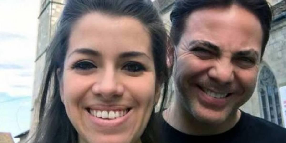 Carol Victoria espera reconciliarse con Cristian Castro