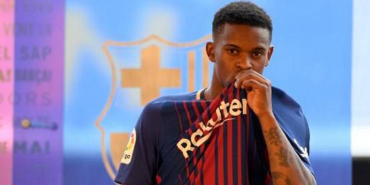 VIDEO. Semedo es el segundo defensa más caro en la historia del Barça