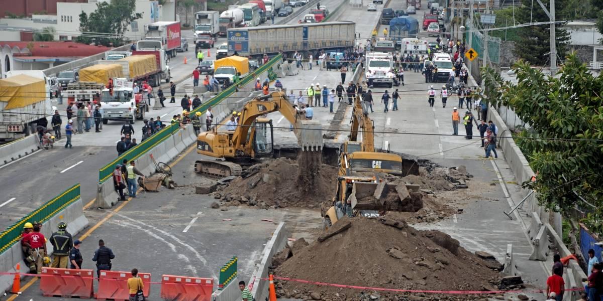 Paso Exprés de Cuernavaca estará listo a finales de noviembre: SCT