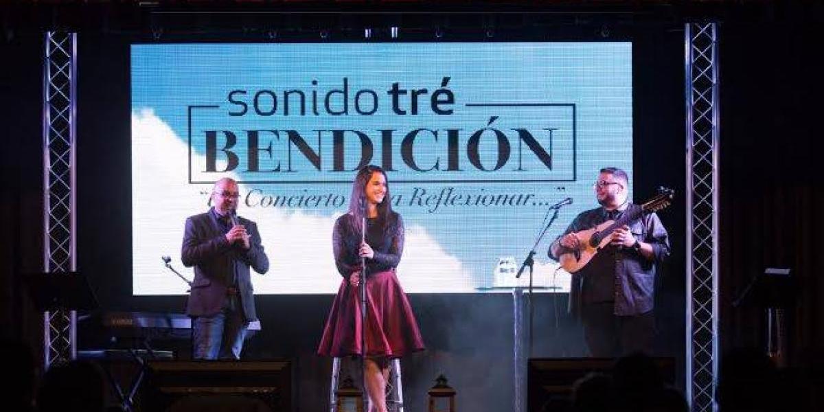Sonido TRé regresa a Puerto Rico con el show Bendición