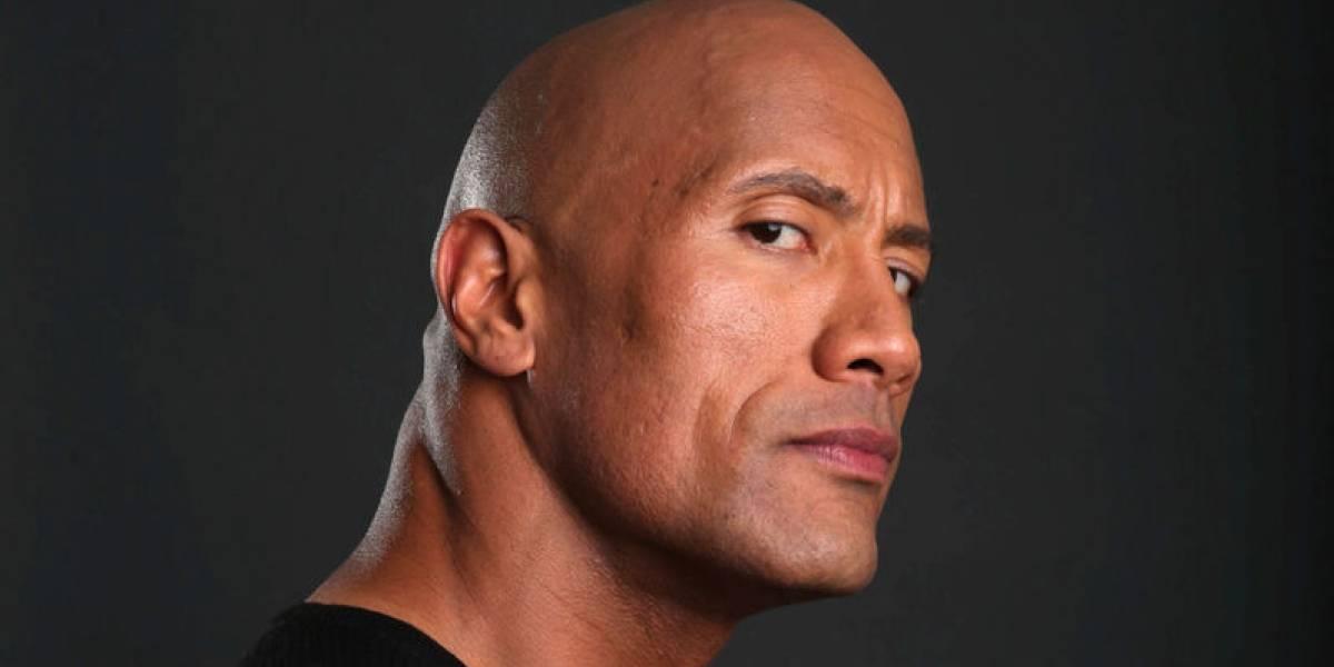 Censuran cuerpo de Dwayne 'The Rock' Johnson en la televisión iraní
