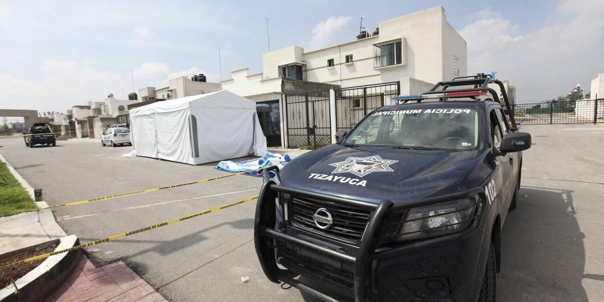 Ejecutados en Tizayuca tenían antecedentes delictivos: Procuraduría