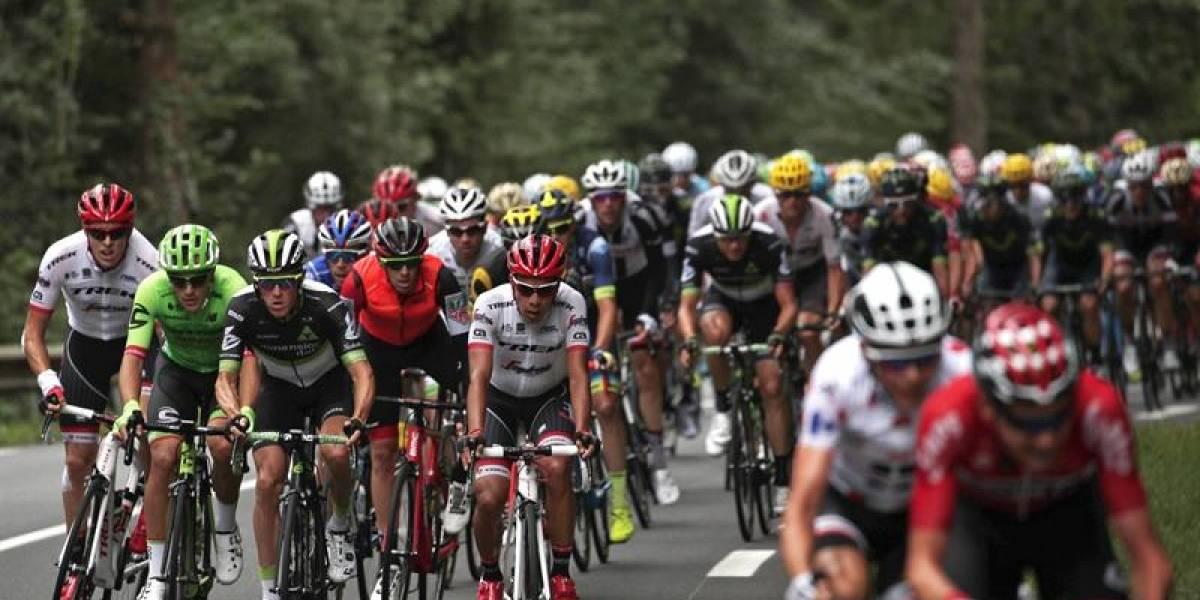 ¡Nairo revive! Quintana segundo y Urán décimo en la etapa 13 del Tour.