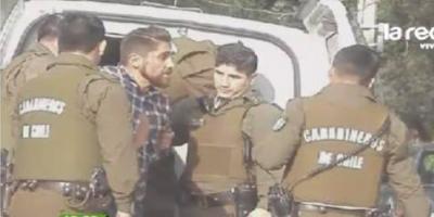 Pablo Vargas es detenido tras confuso incidente en motel de Santiago