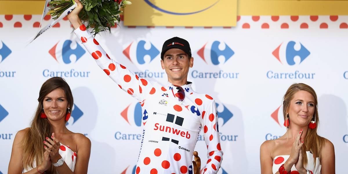 Warren Barguil incrementa la fiesta nacional con victoria en el Tour de Francia