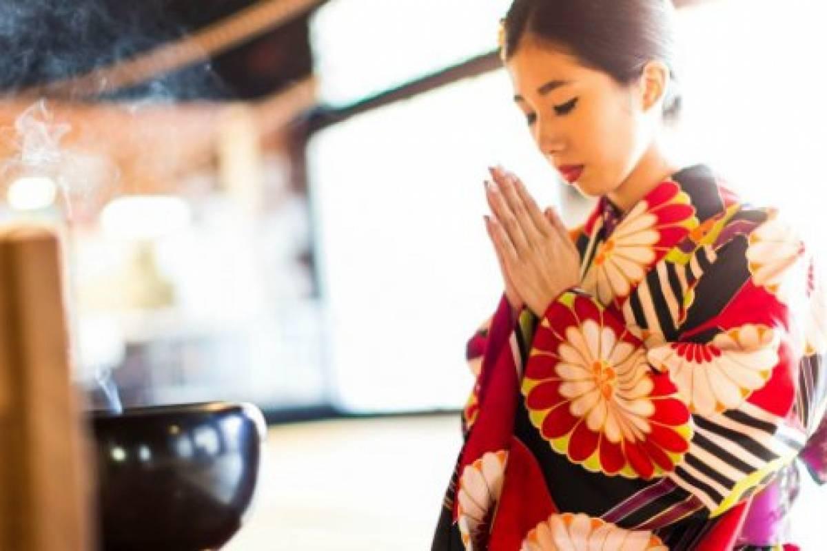 sabiduría asiática de la felicidad