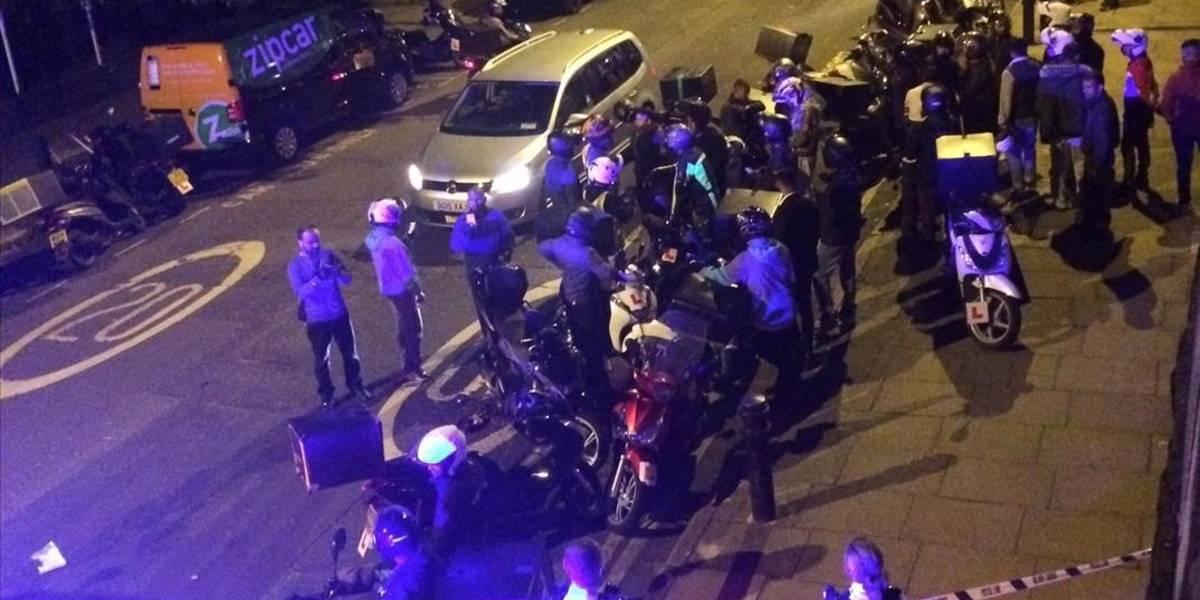 Pánico en Londres por una cadena de ataques con ácido