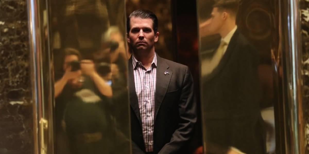 Otra pieza más en el escándalo del Rusiagate: Un ex espía soviético asistió a la reunión del hijo de Trump  con la abogada rusa