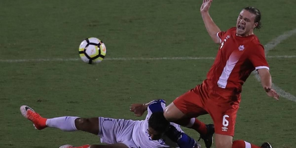 Canadá igualó sin goles ante Honduras y siguen su lucha en Copa Oro