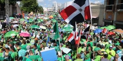 Marcha Verde dice está preparada para manifestación cívica de este domingo