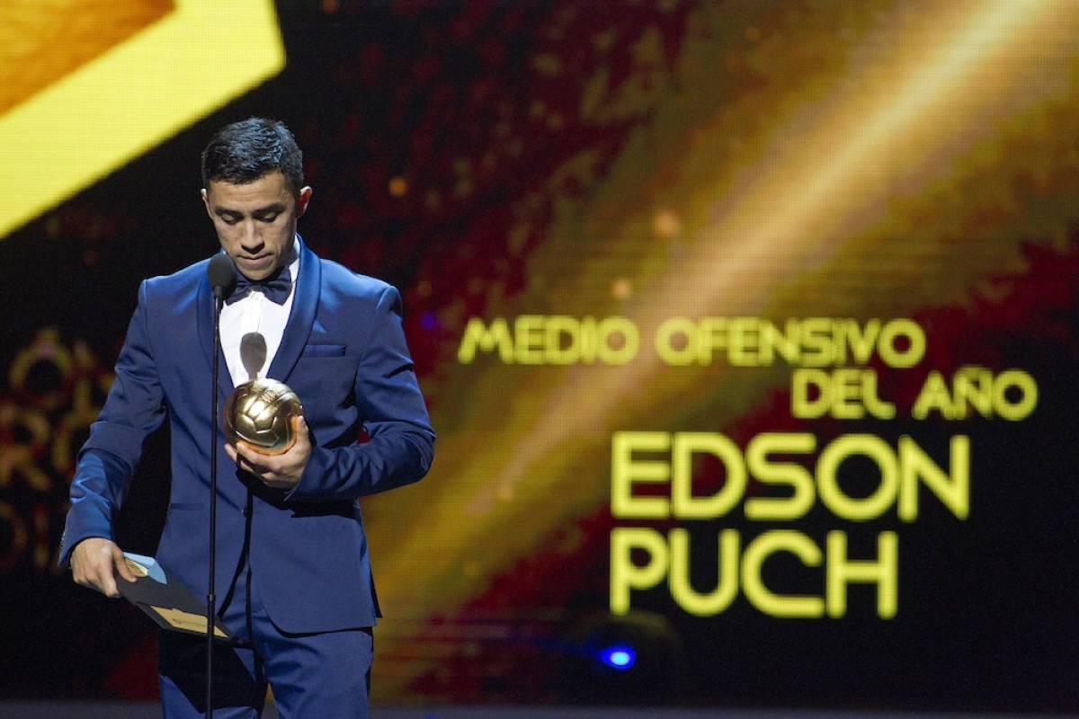 Mejor Medio Ofensivo: Edson Puch / Mexsport