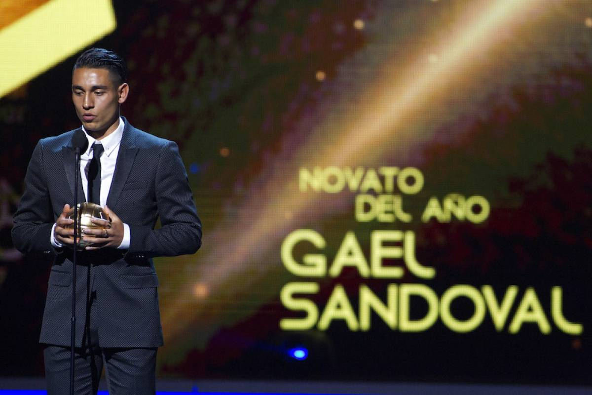 Novato del Año: Gael Sandoval / Mexsport